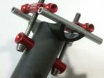 POP-Products / Parts of Passion UD Carbon Sattelstütze 27,2 x 355 mm