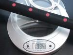 Streamlined Carbon Gabel 140-190cm Gewicht