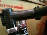Mcfk Carbon Vorbau 110 mm, montiert 1