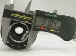 SRAM Predictive Steering Nabe Torque tube Maß li
