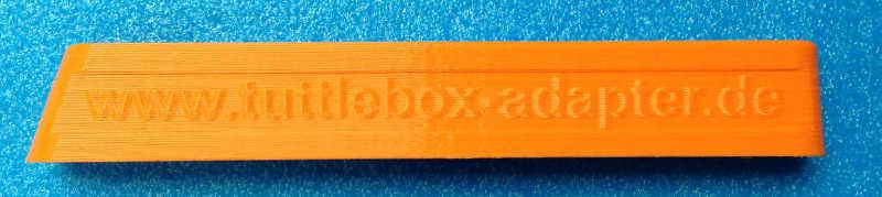 Tuttle Box Adapter